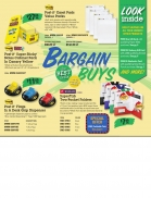 Bargin Buys Flyer