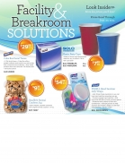Cleaning & Breakroom Supplies